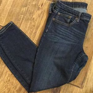 Gap denim legging. Size regular legging.